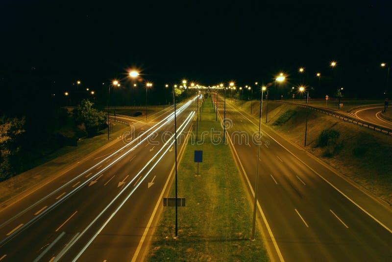 Download Wide road stock image. Image of blur, motorway, direction - 15128927