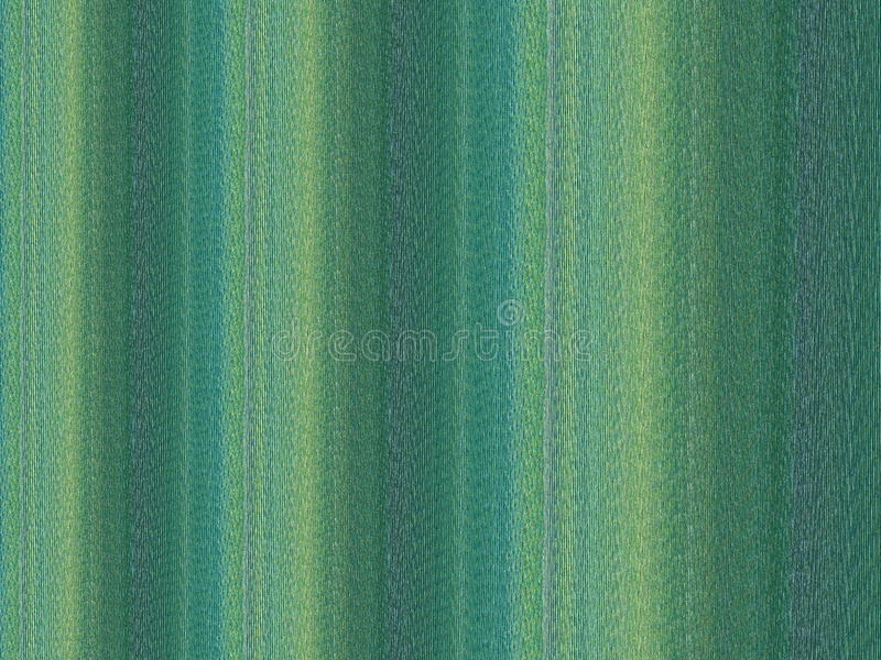 Wide Striped Blue Green Yellow Panels vector illustration