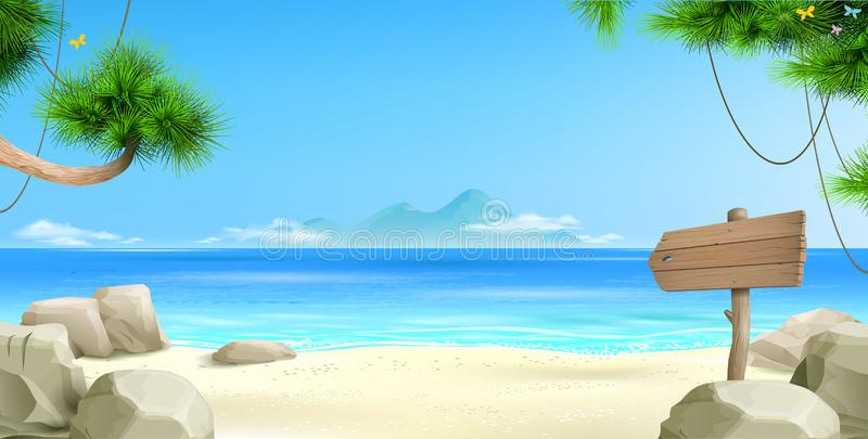 Beach Clipart Background Stock Illustrations 11 239 Beach Clipart Background Stock Illustrations Vectors Clipart Dreamstime