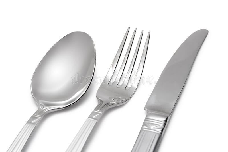 Widelec noża spoon
