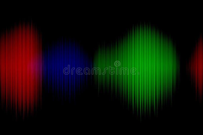 Widma kolorowy tło zdjęcie stock