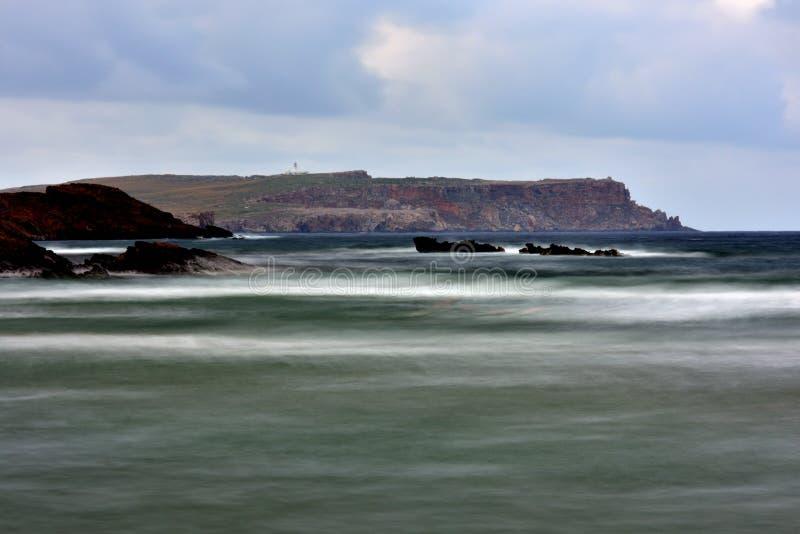Widok Cavalleria latarnia morska obrazy stock
