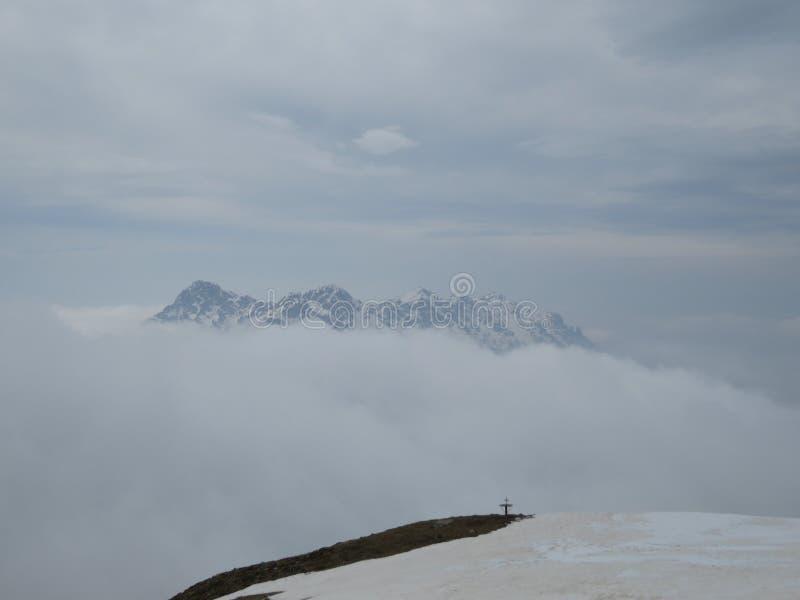 Widok Górski zdjęcia stock