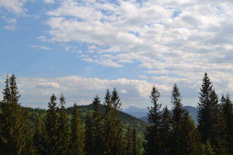 Widok Górski Krajobraz obraz stock