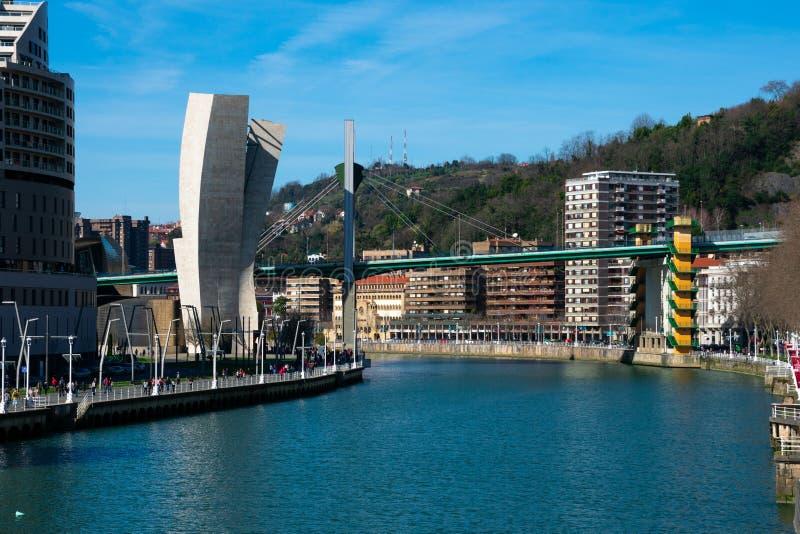 Widok losu angeles Salve most Puente De Los angeles Salve fotografia royalty free