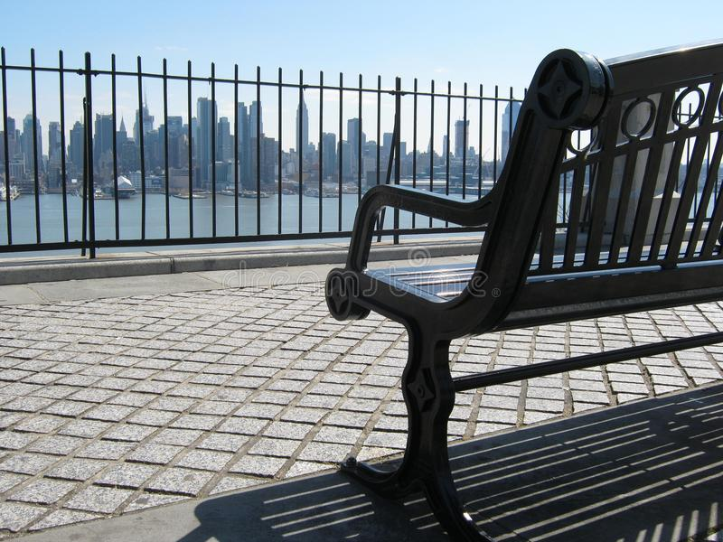 Widok Manhattan zdjęcia stock