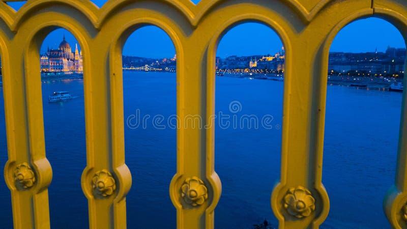 Widok Margaret most zdjęcie royalty free
