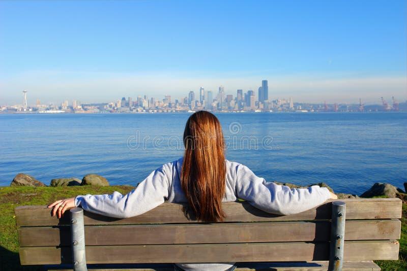 widok miasta zdjęcia royalty free