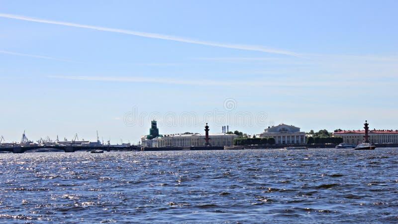 Widok miasto obraz stock