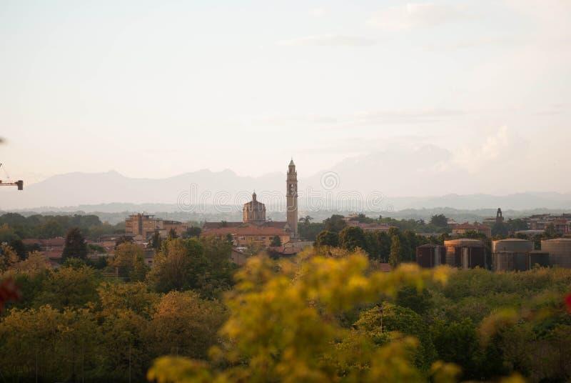 Widok Monza obraz royalty free