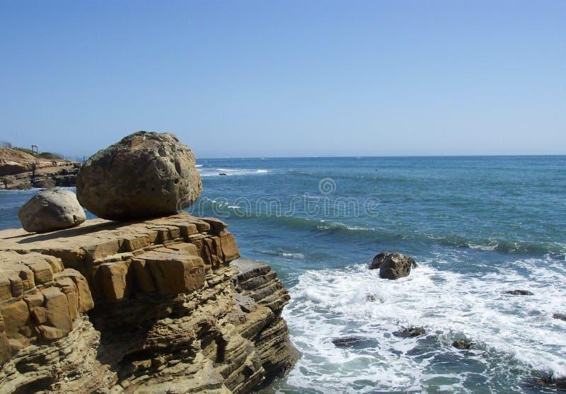 widok na ocean 1 zdjęcie royalty free