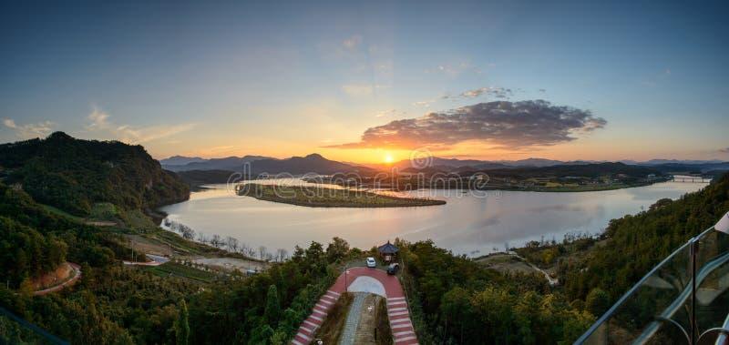 Widok od Hak obserwatorium fotografia royalty free