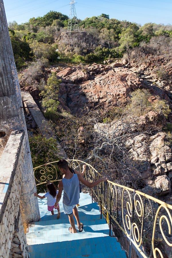 Widok Ponta Verde obraz royalty free