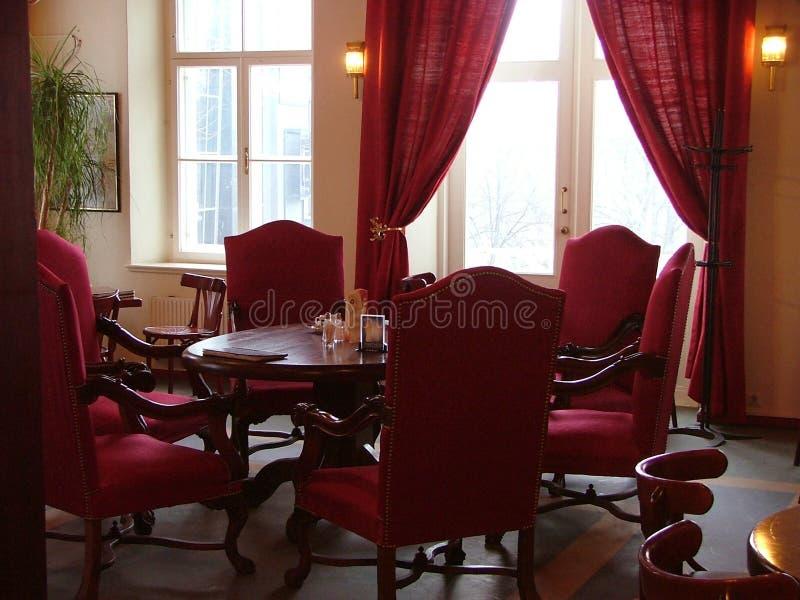 widok restauracji zdjęcia royalty free