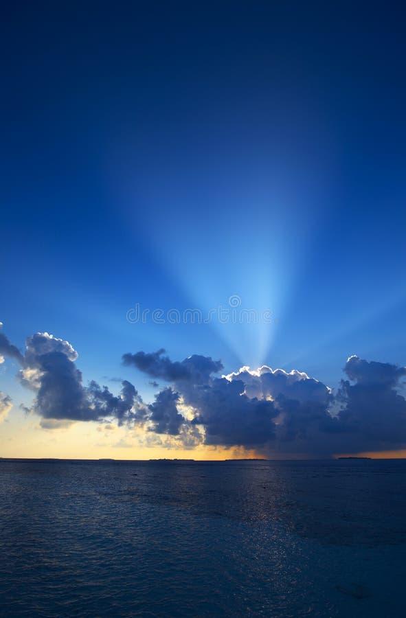 widok seascape zdjęcia stock
