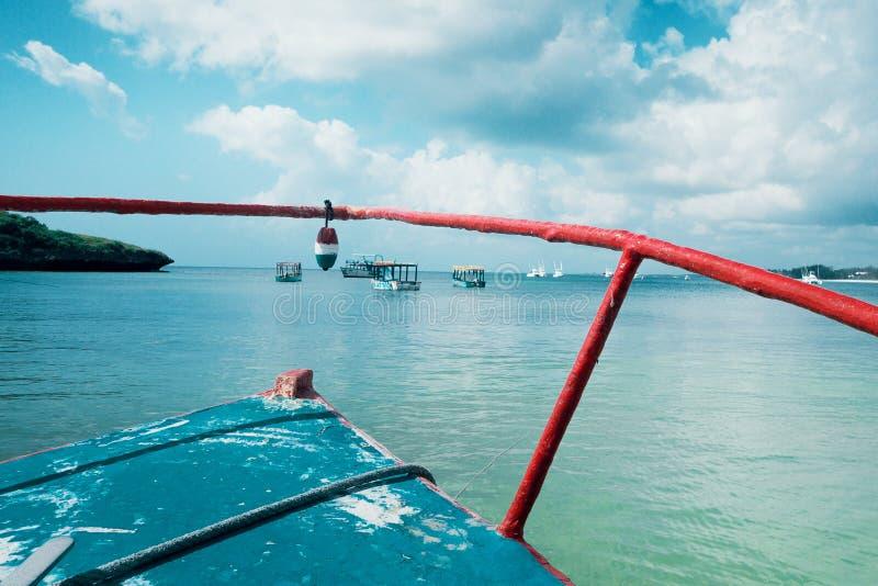Widok spokój wody jezioro obraz stock