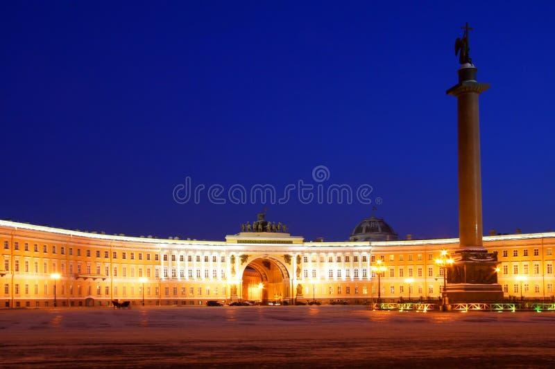 Widok St. Petersburg zdjęcie royalty free