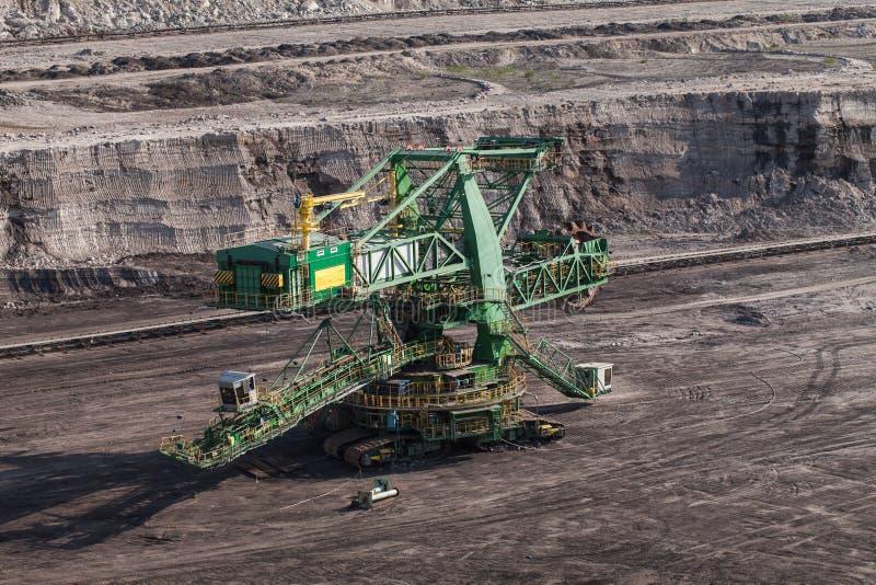 Download Widok Z Lotu Ptaka Kopalnia Węgla Zdjęcie Stock - Obraz złożonej z mineralisation, materiał: 57664736