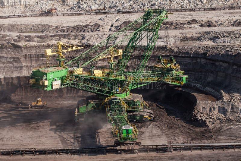 Download Widok Z Lotu Ptaka Kopalnia Węgla Obraz Stock - Obraz złożonej z węgiel, kolonel: 57664747