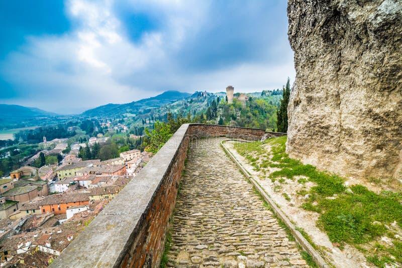 Widoki od ramparts forteca fotografia royalty free