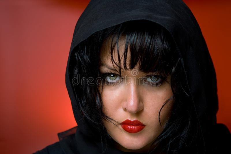Widow stock photography