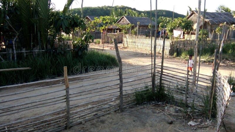 wieś zdjęcie stock