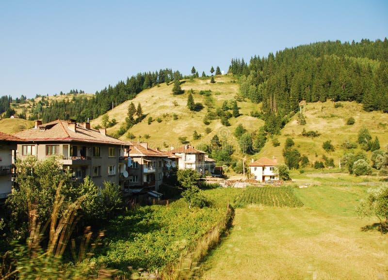 wieś bulgarian obraz stock