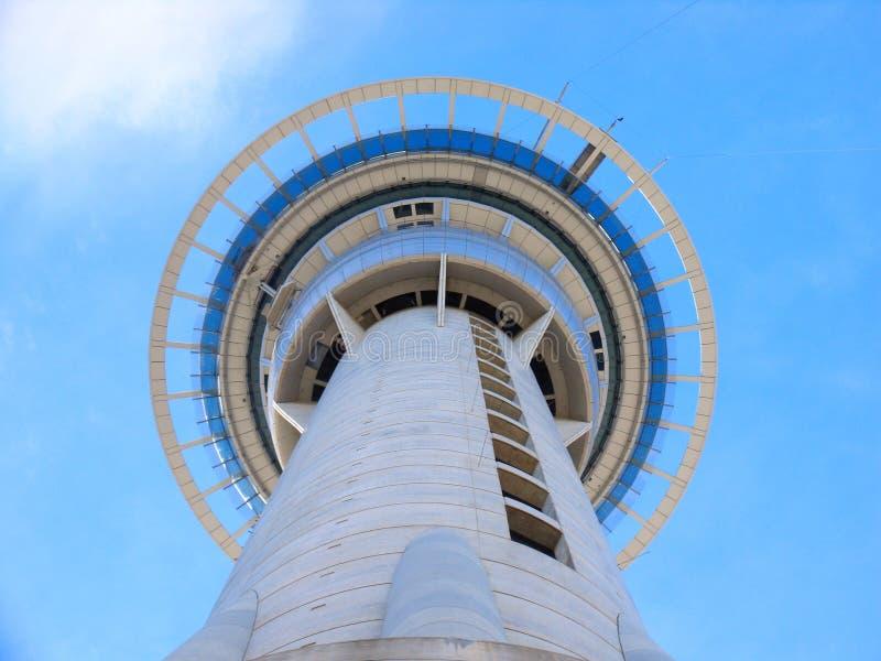 wieża auckland obraz stock