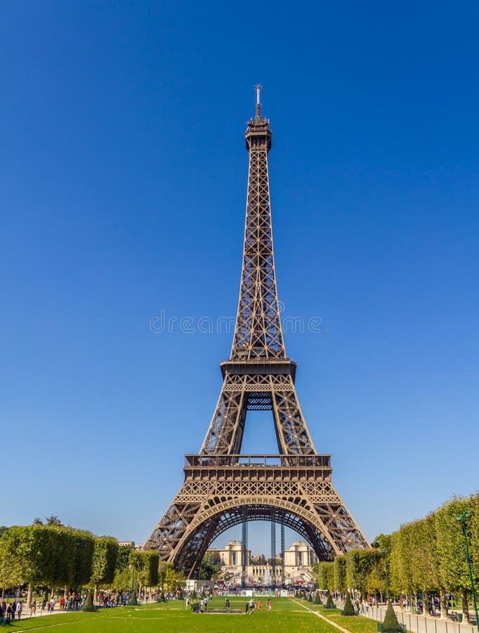 Wieża Eiffla, Paryż obrazy stock