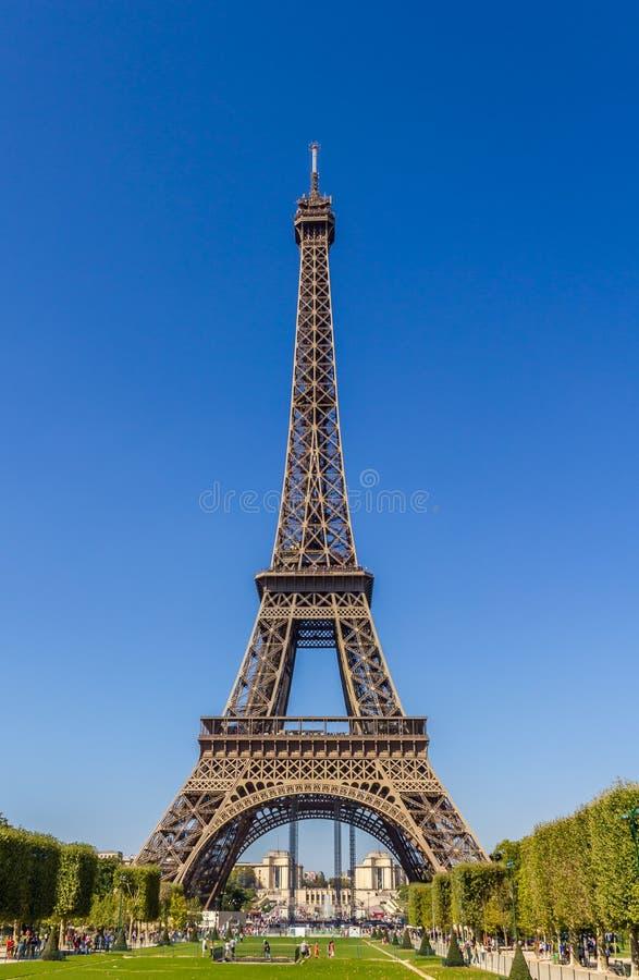 Wieża Eiffla, Paryż obrazy royalty free
