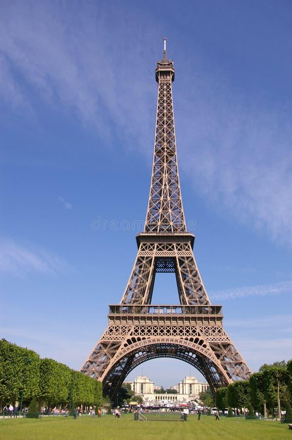 wieża eifla zdjęcie stock