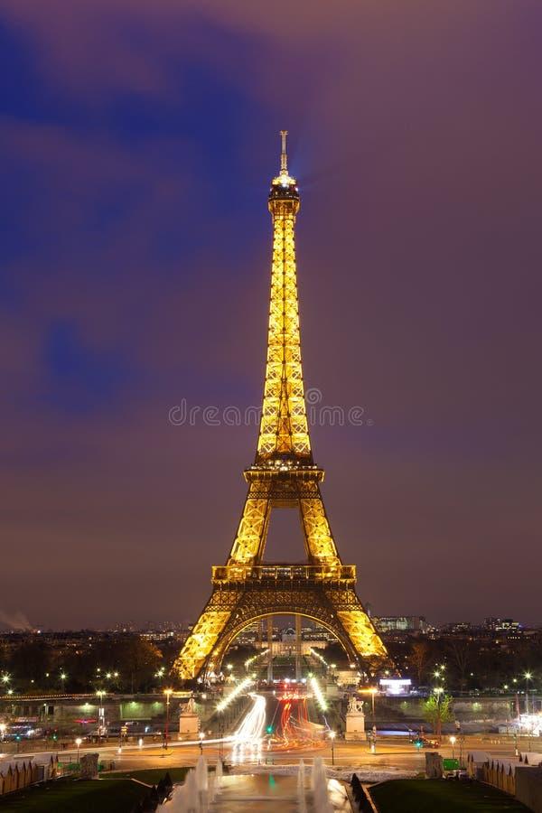 Wieża Eifla, Paryż zdjęcia royalty free