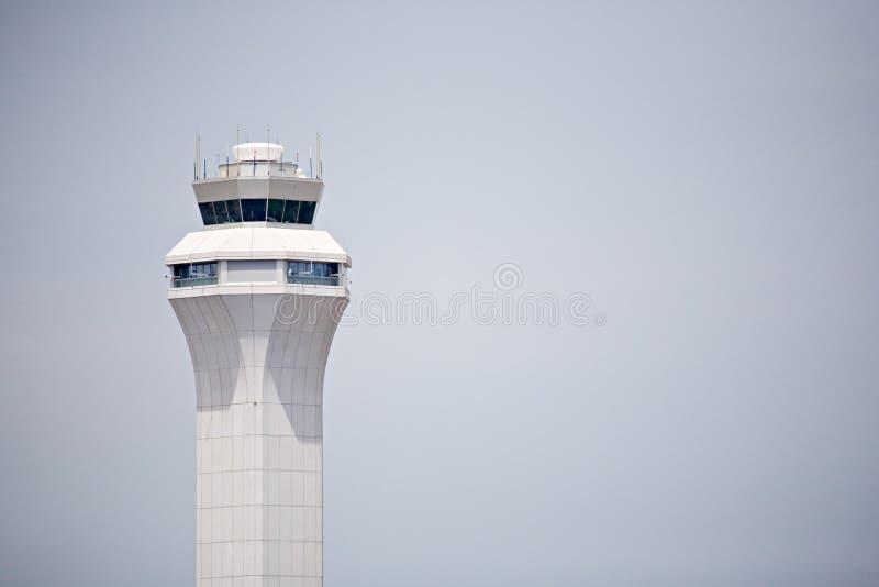 wieża kontrolna portów lotniczych zdjęcie royalty free