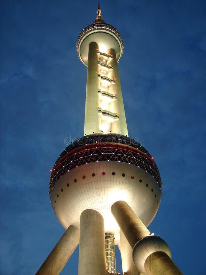 wieża orientalny perły? zdjęcie royalty free