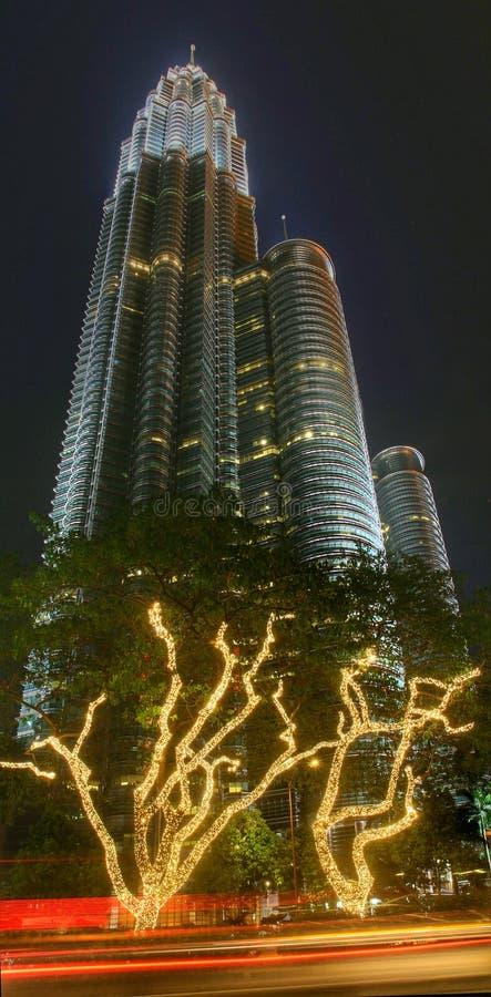 wieża petronas bliźniak zdjęcia stock