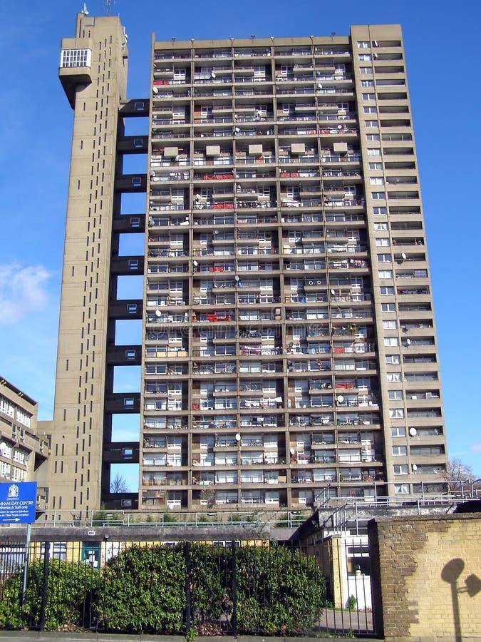 wieża trellick london obraz stock