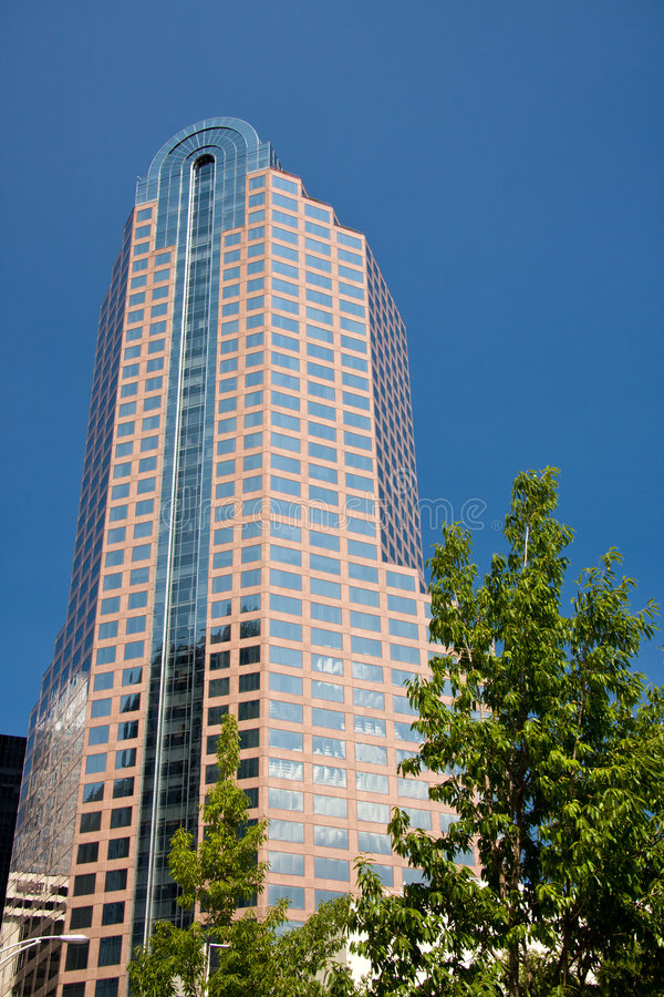 wieży biura obrazy stock