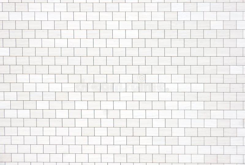 Wie die Wand von Pink Floyd stockfoto
