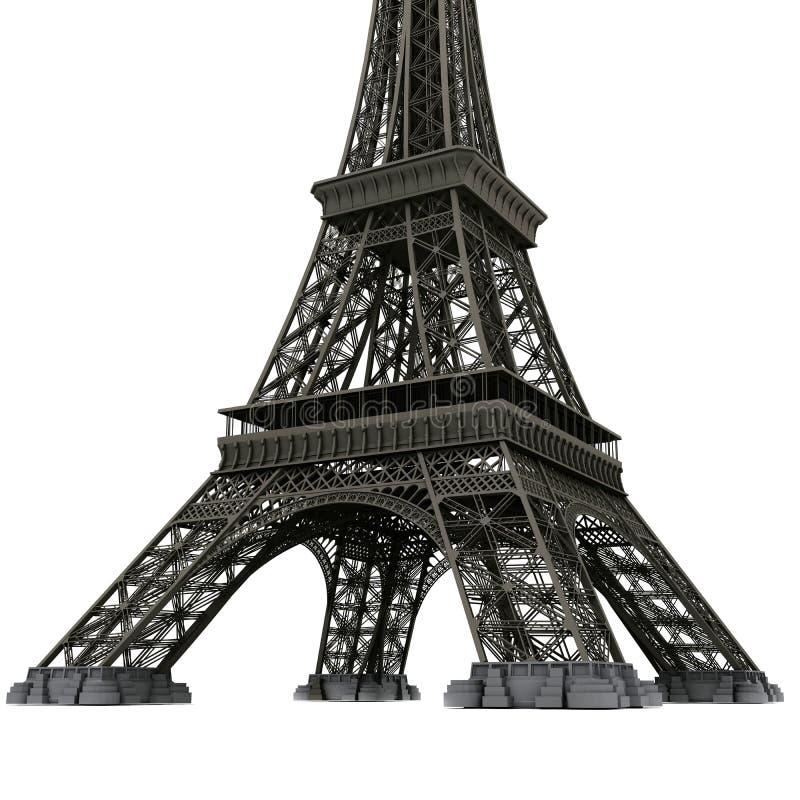 Download Wieża eifla ilustracji. Ilustracja złożonej z turystyka - 13328226
