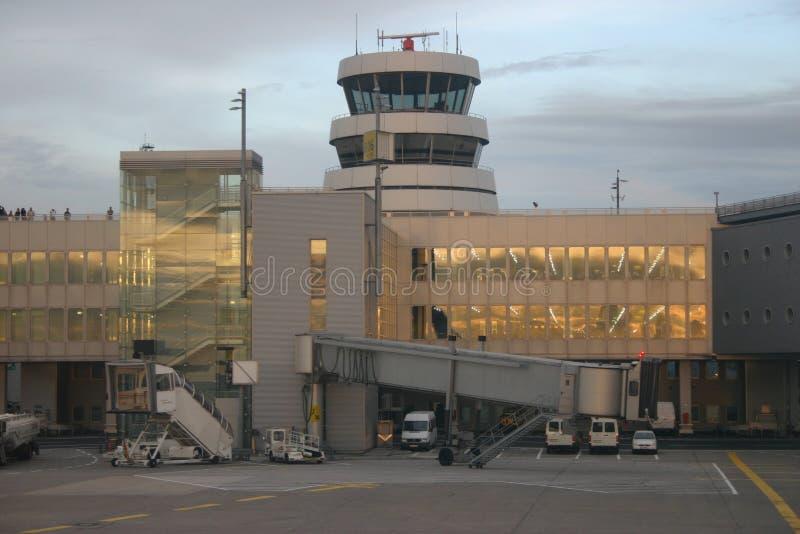 Wieża Lotniska Obraz Stock