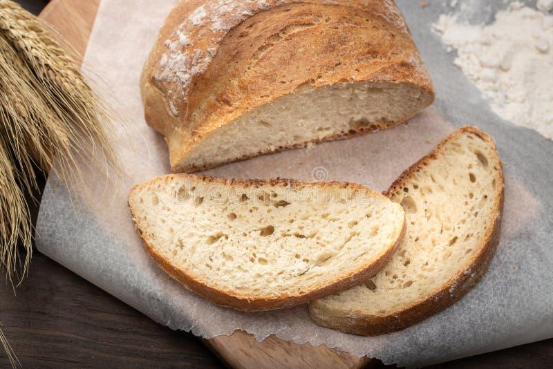 ?wie?o piec Stary chleb zdjęcie stock