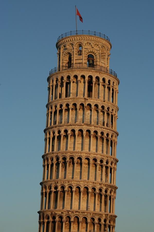 Download Wieża w pizie obraz stock. Obraz złożonej z znać, spadać - 125077