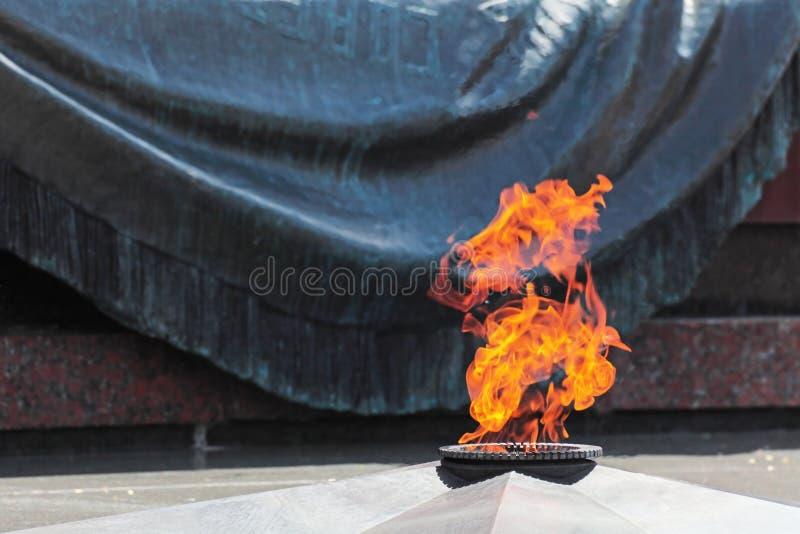 wiecznie ogień zdjęcia stock