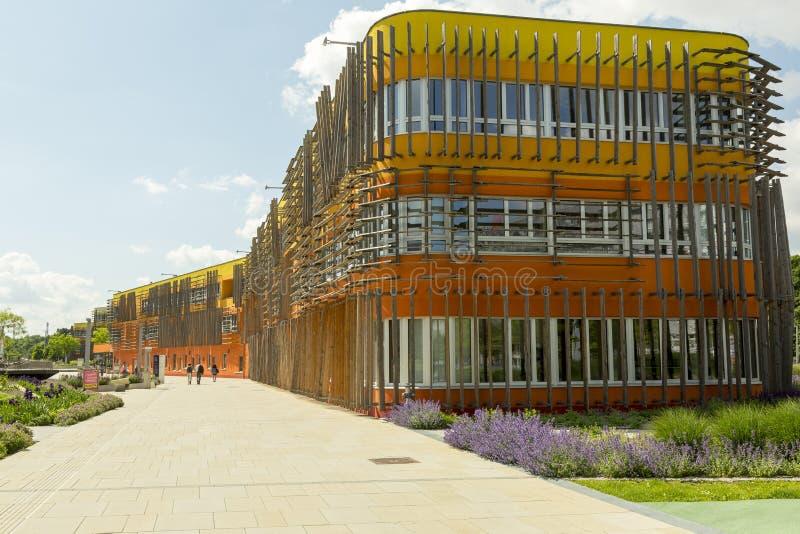 Wiedeń kampus zdjęcia royalty free