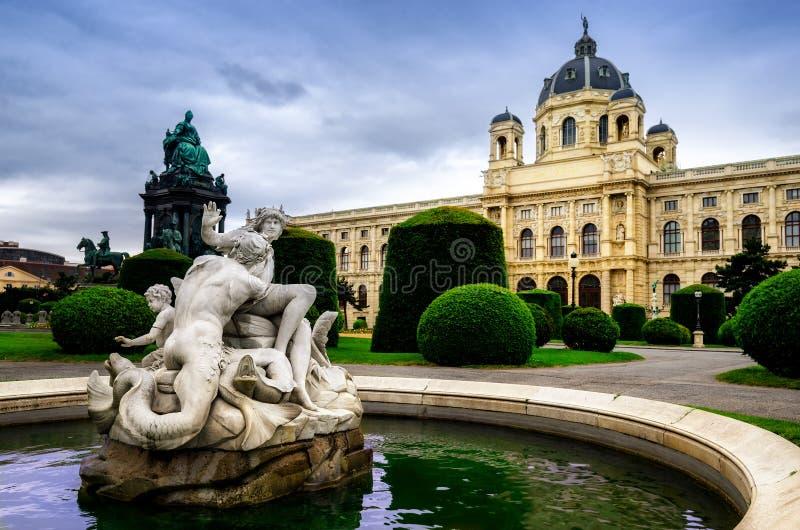 Wiedeń, Maria zdjęcie stock