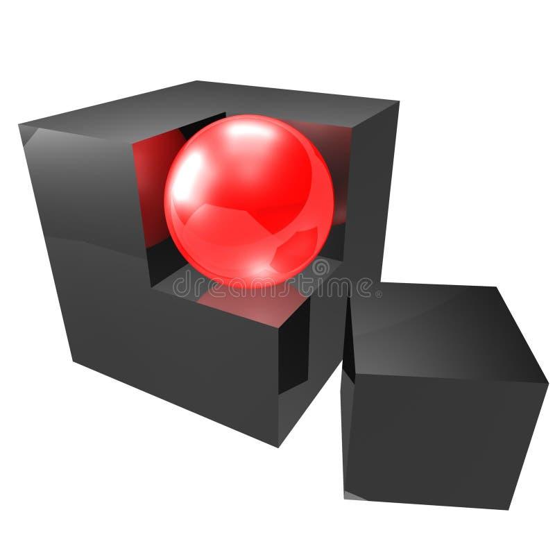 Wiedereinbau vektor abbildung