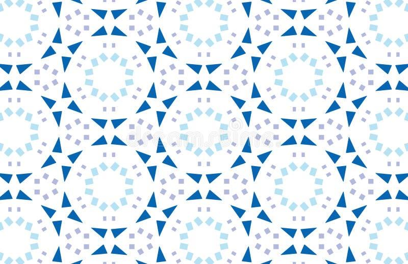 Wiederholtes Muster vektor abbildung