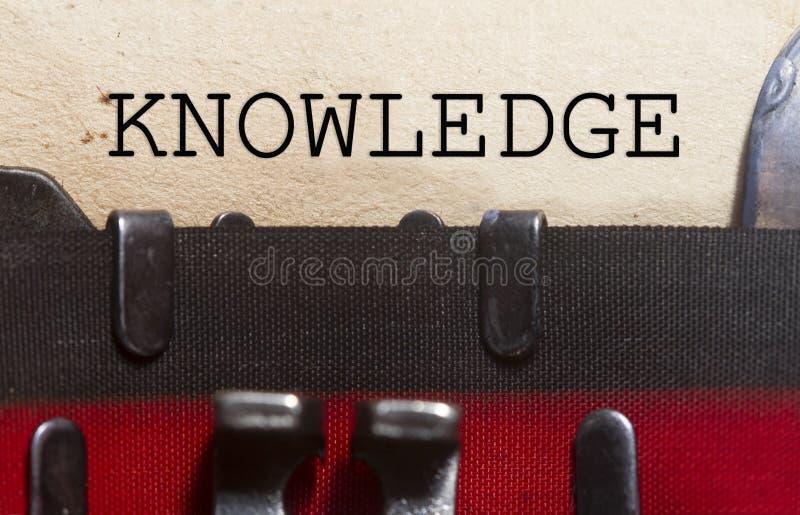 wiedza zdjęcia stock