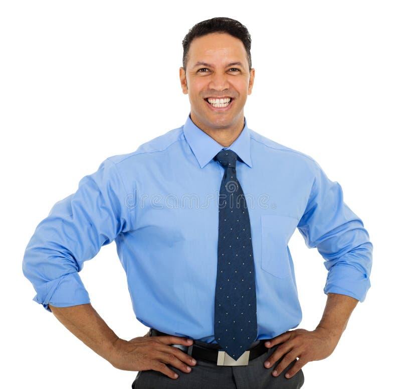 Wieka średniego mężczyzna zdjęcie stock