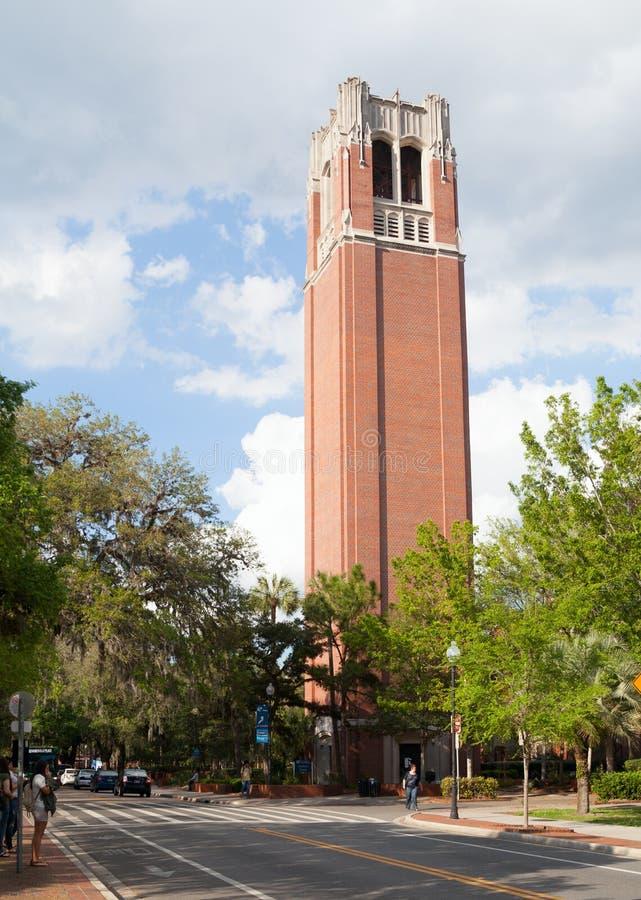wieka Florida basztowy uniwersytet zdjęcie stock